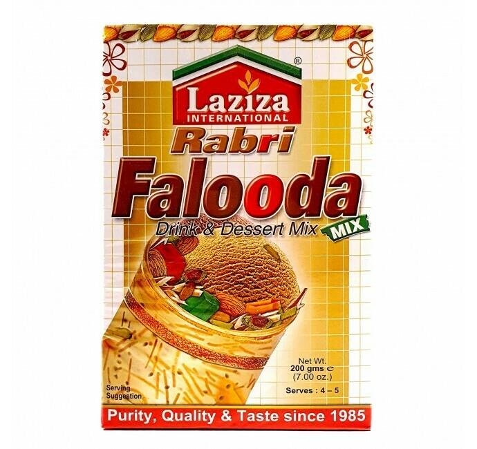 LAZIZA FALOODA MIX RABRI 200G