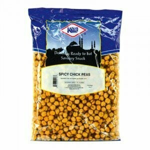 KCB SPICY CHICK PEAS 450G