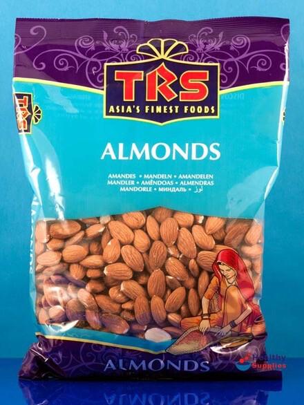 TRS ALMONDS 375GM