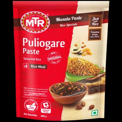 MTR PULIYOGARE PASTE 200GM