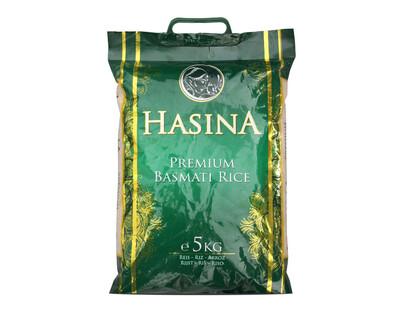 HASINA BASMATI RICE 5KG