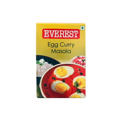 EVEREST EGG CURRY 50GM