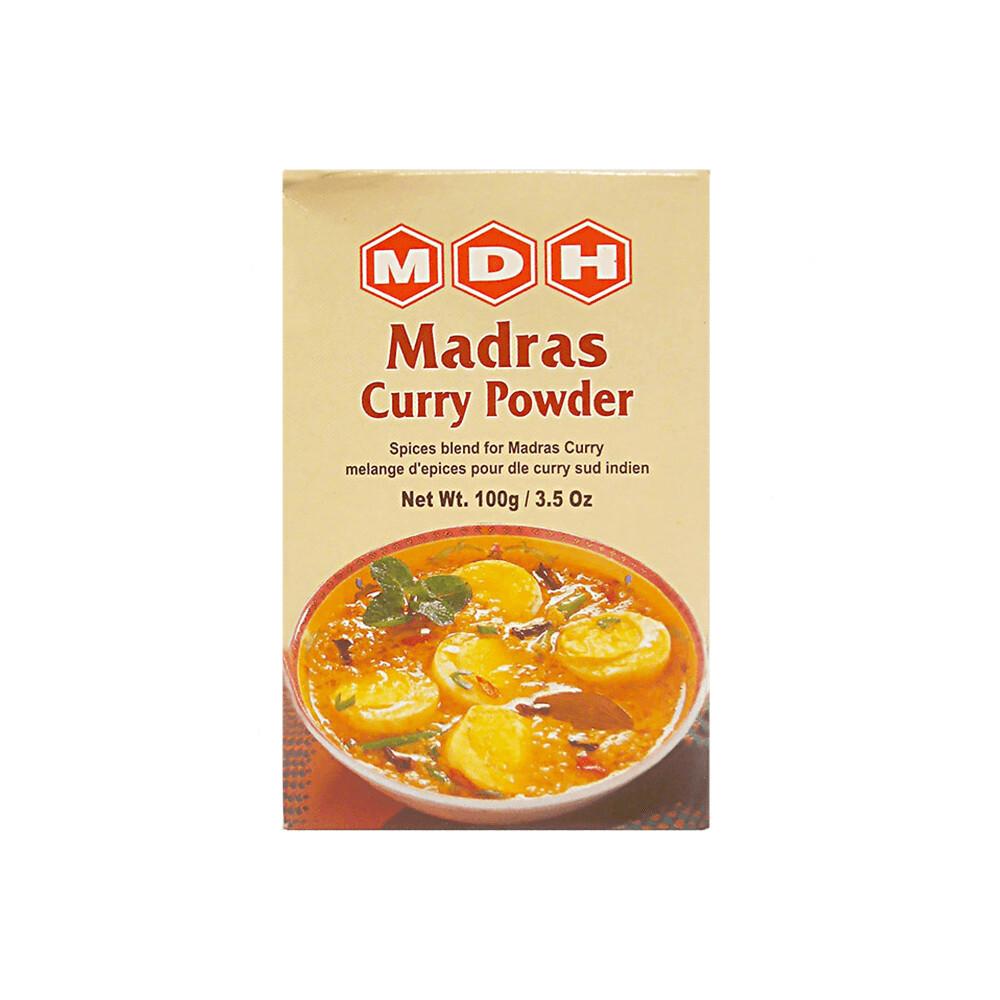 MDH MADRAS CURRY POWDER 100GM