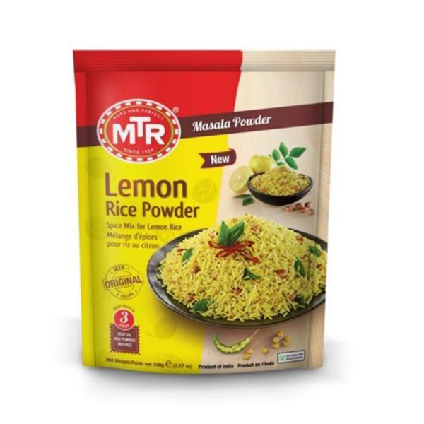 MTR LEMON RICE POWDER 100GM