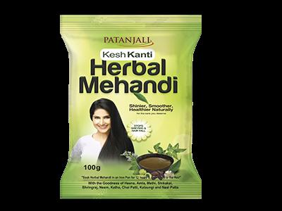 PATANJALI HERBAL MEHANDI 100GM
