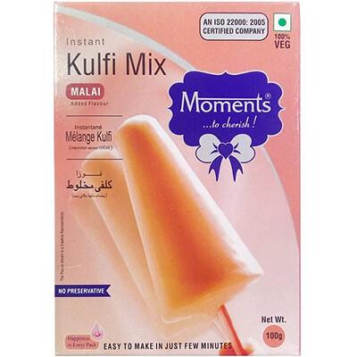 MOMENTS KULFI MALAI MIX 100GM