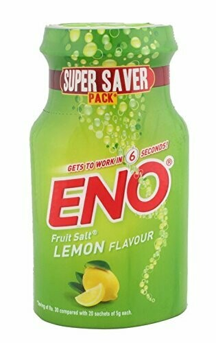 ENO GREEN LEMON FRUIT SALT 100G