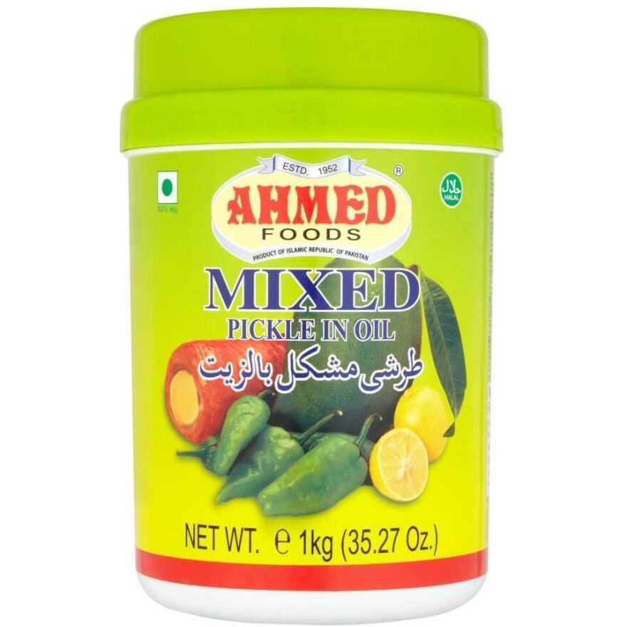 AHMED MIXED PICKLE 1KG