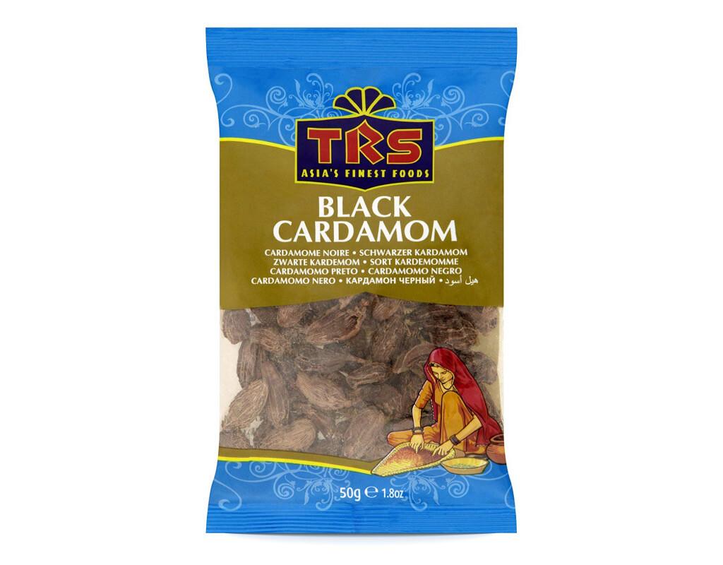 TRS BLACK CARDAMOM 50GM