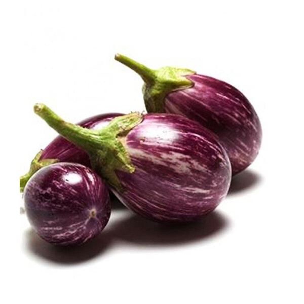 FRESH BRINJAL 250GM (Delivery in BRUSSELS AND GENT ONLY!)