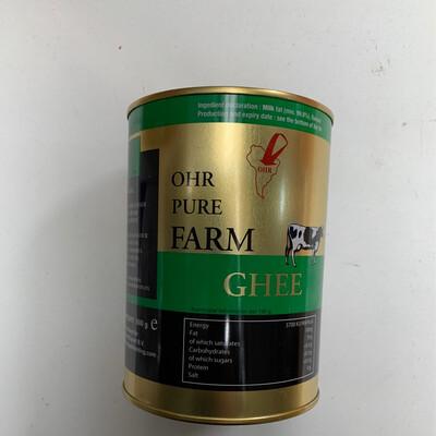 FARM PURE GHEE 800GM