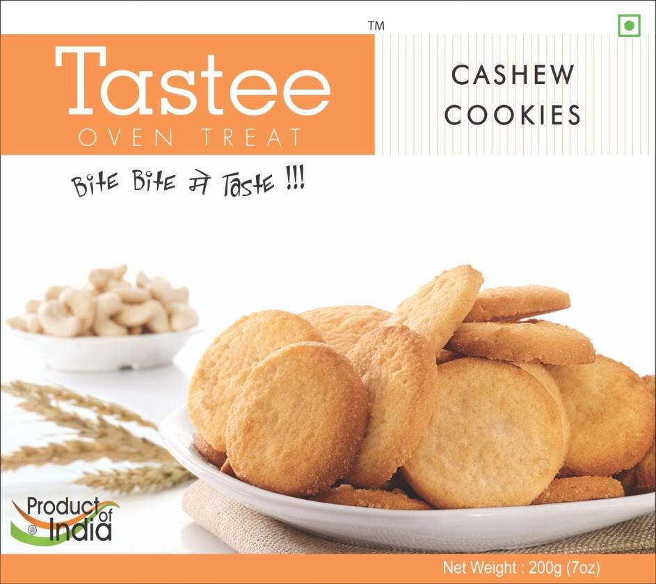 TASTEE CASHEW COOKIES 200GM