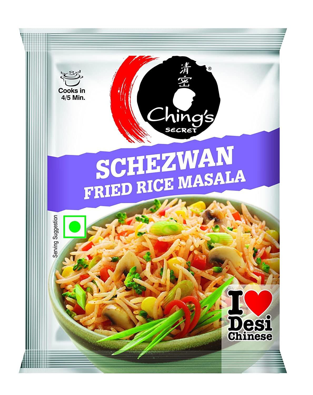 CHING'S SCHEZWAN FRIED RICE MASALA 60GM