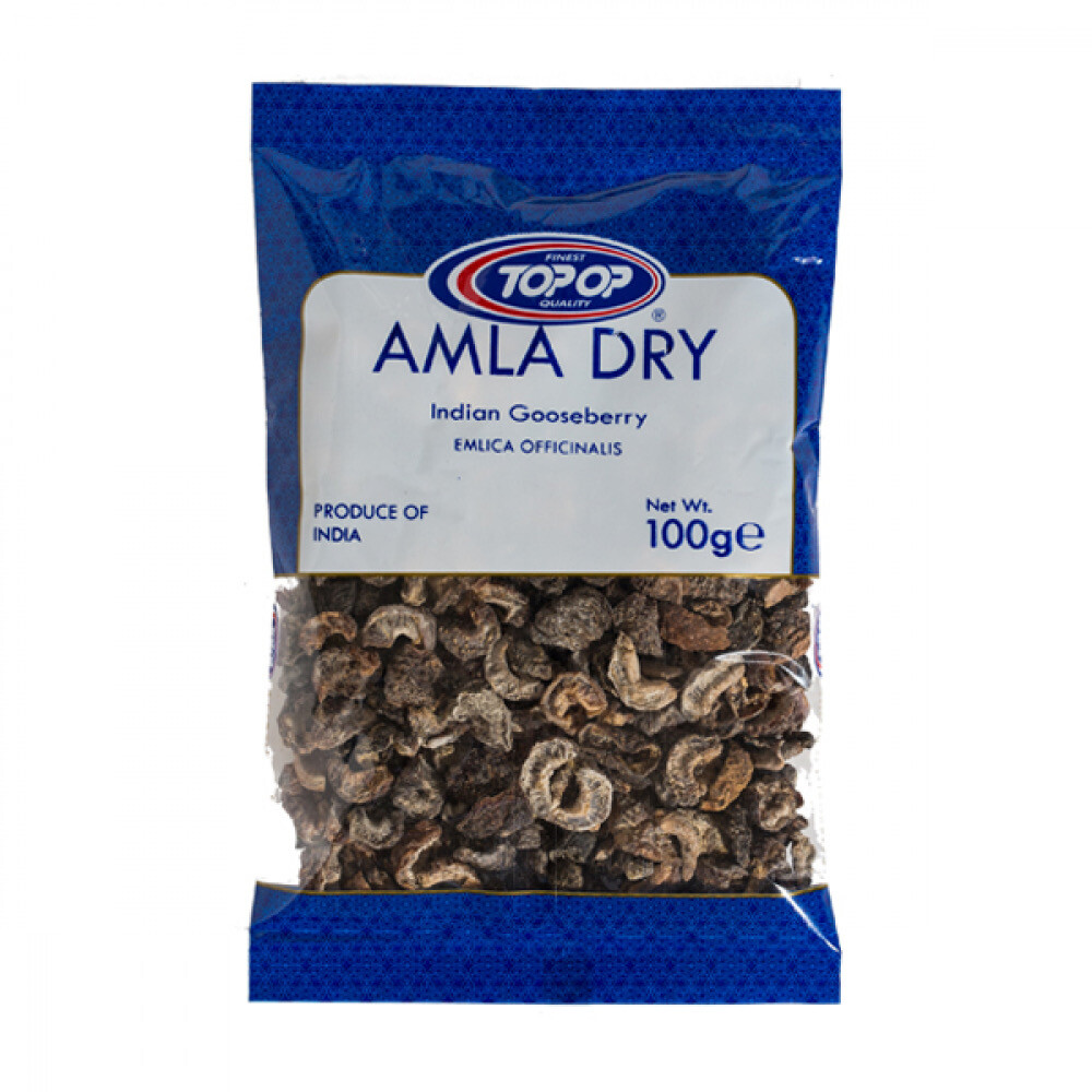 TOPOP AMLA DRY 100GM