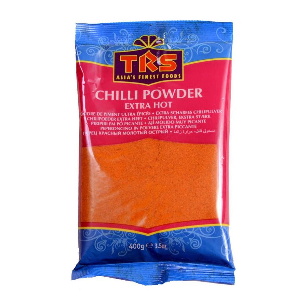 TRS CHILLI POWDER EX HOT 400GM