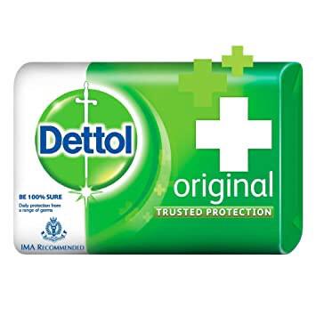 DETTOL SOAP 125GM