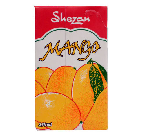 SHEZAN MANGO JUICE 250ML