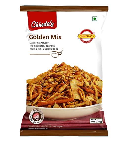 CHHEDA'S GOLDEN MIX 170GM