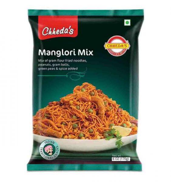 CHHEDA'S MANGLORI MIX 170GM