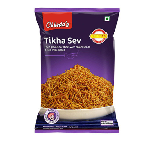 CHHEDA'S TIKHA SEV 170GM