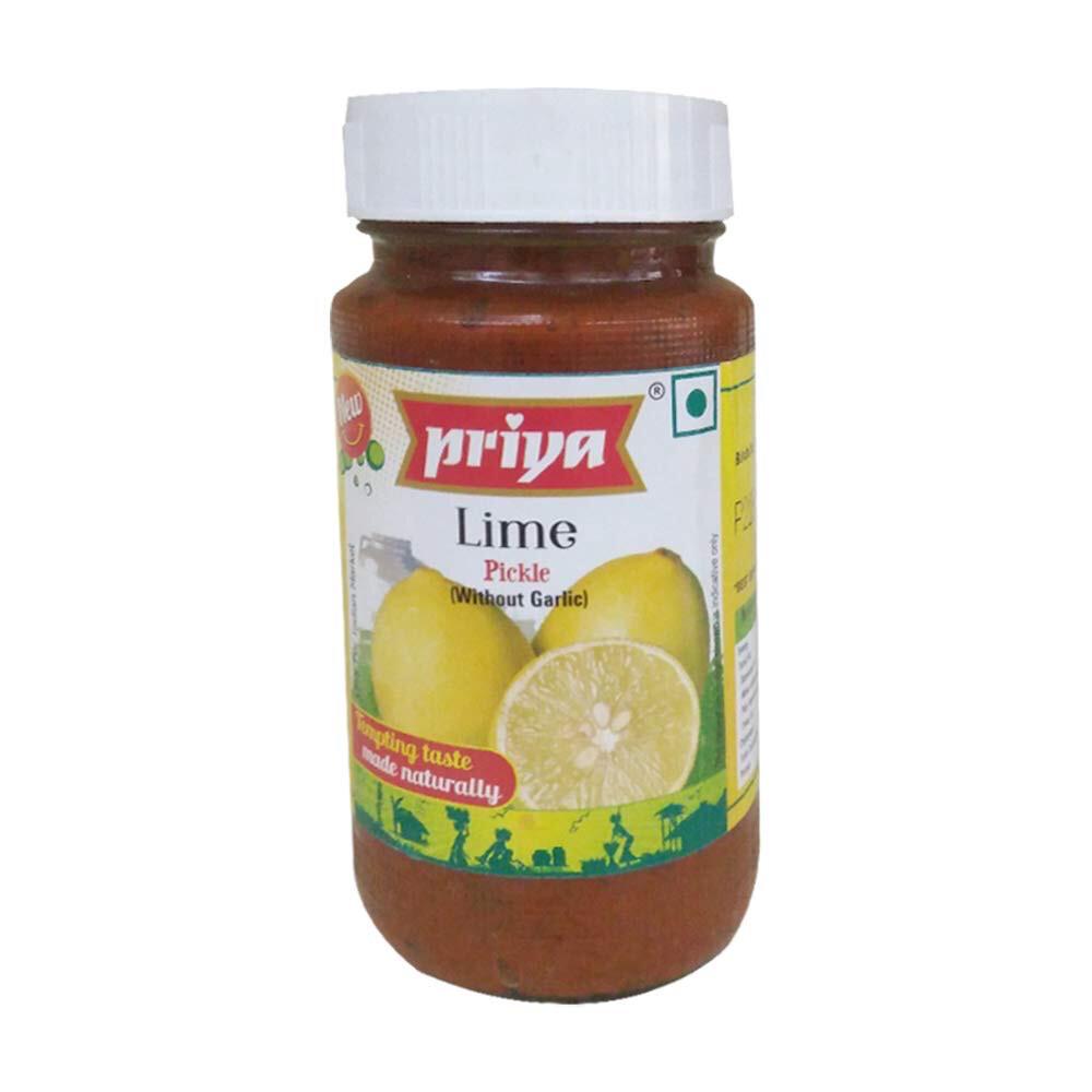 PRIYA LIME PICKLE 300GM