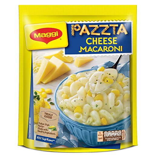 PAZZTA MAGGI CHEESE MACARONI 70GM