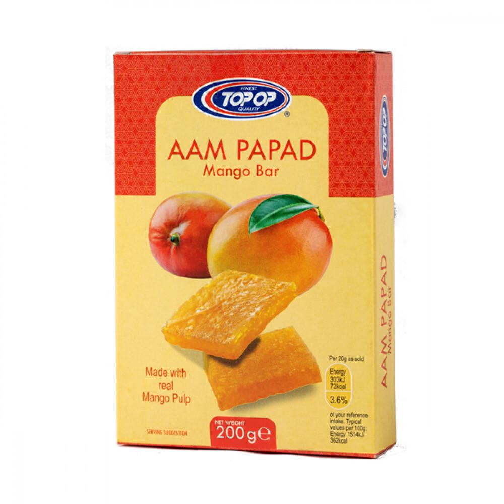 TOPOP AAM PAPAD 200GM