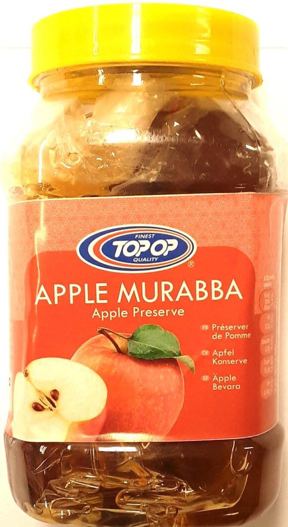 TOPOP APPLE MURABBA 500GM