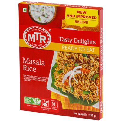 MTR READY TO EAT MASALA RICE 250GM