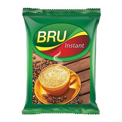 BRU COFFEE GOLD POUCH 100GM
