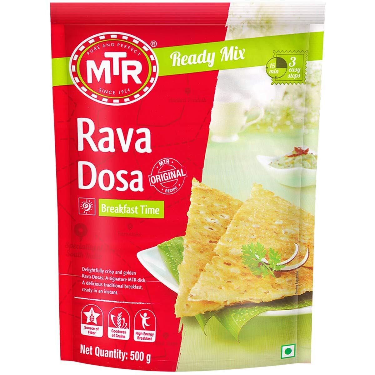 MTR RAVA DOSA 500GM