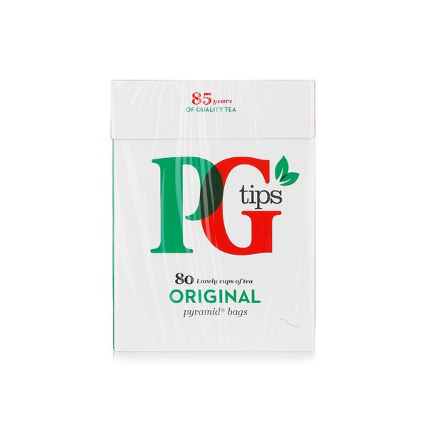 PG TEA BAGS 80ST