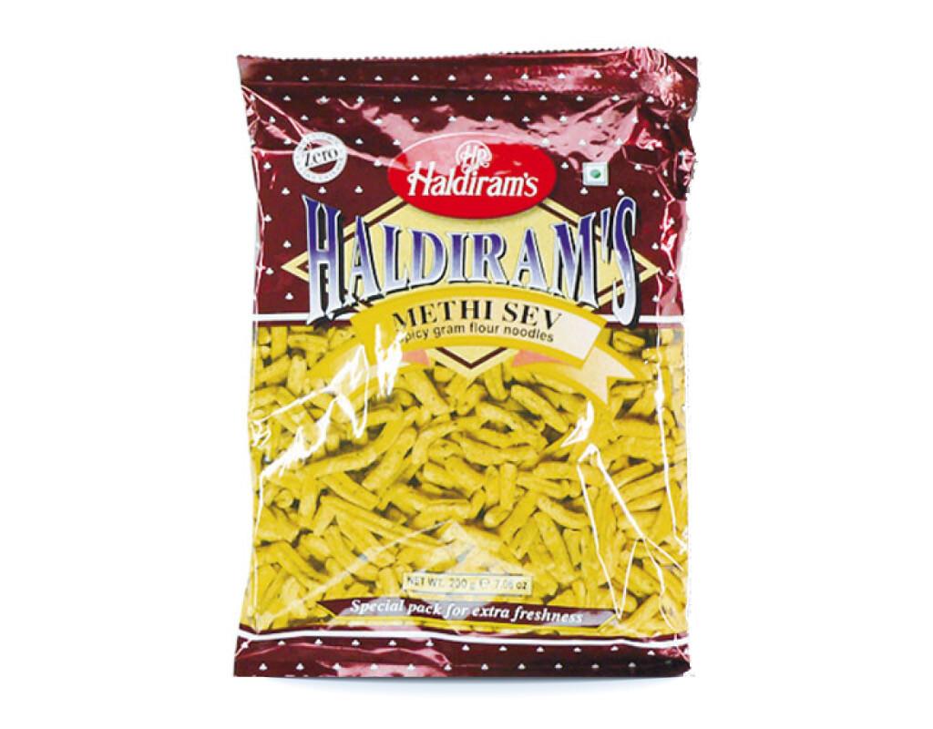HALDIRAM'S METHI SEV (EXPORT PACK) 200GM