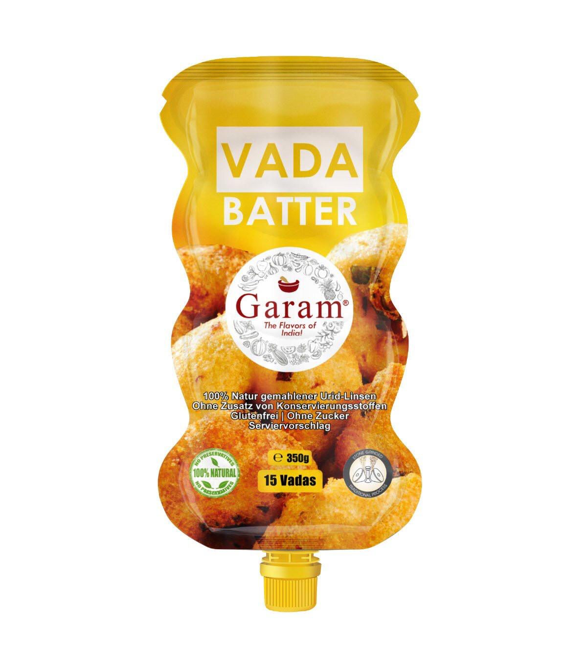 GARAM VADA BATTER 350GM (Delivery in BRUSSELS, GENT, MECHELEN & ANTWERPEN ONLY!)
