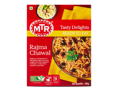 MTR READY TO EAT RAJMA CHAWAL