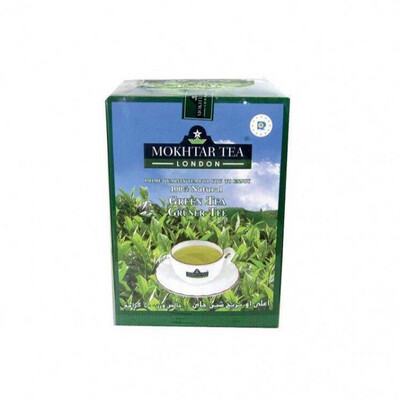 MOKHTAR GREEN TEA 500GM