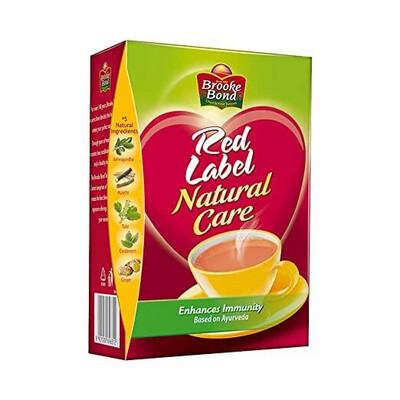 RED LABEL NATURAL CARE TEA 250GM