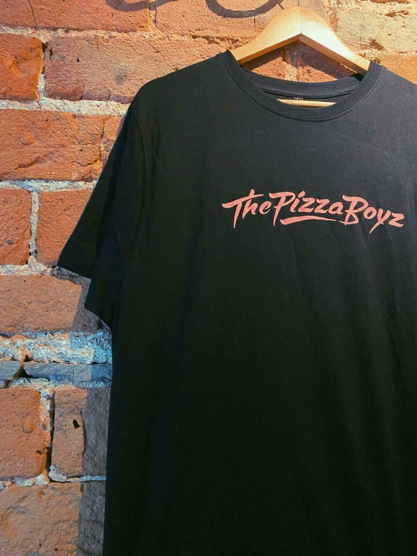 Pizza Boyz T (Black)