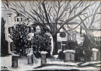 """Glebe House"""