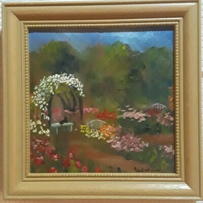 Bon Air Rose Garden, Arlington, VA