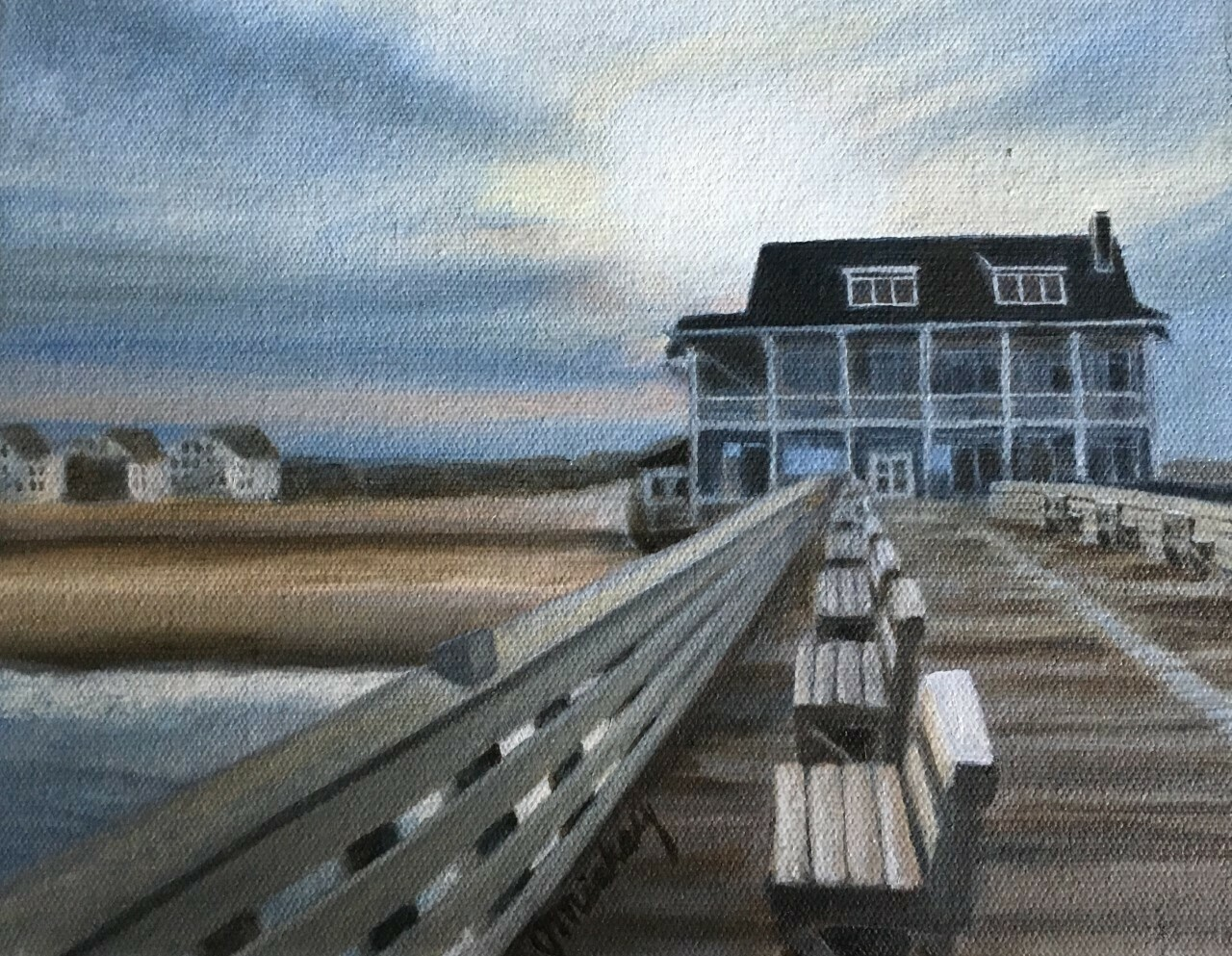 Pier House View