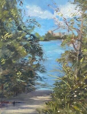 Across the Potomac From Alexandria