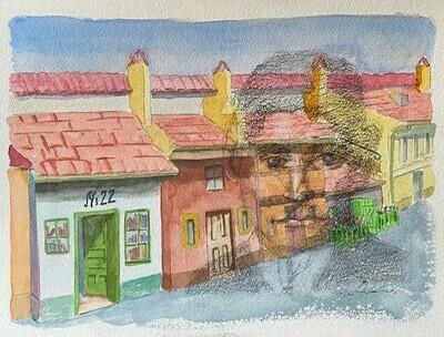 Kafka on Golden Lane