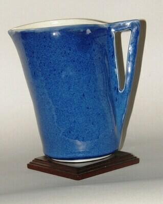 Blue Pitcher/Vase