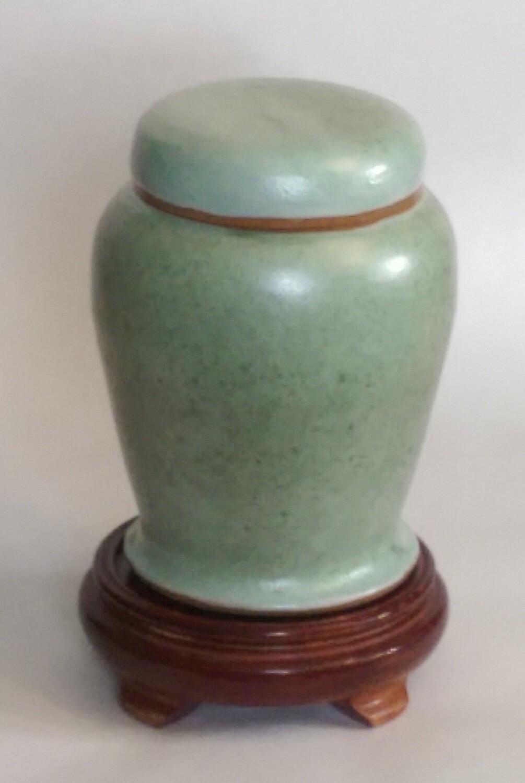 Patina Ginger Jar