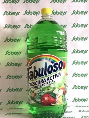 LIMPIADOR FABULOSO FRESCURA ACTIVA ANTIBACTERIAL PASIÓN DE FRUTAS 2L