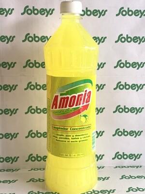 LIMPIADOR AMONIA LIMÓN 950ml
