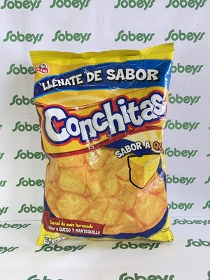CONCHITAS SABOR QUESO 62g
