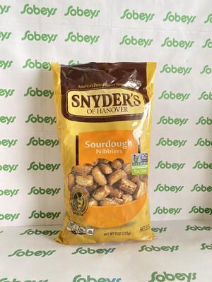 SNYDER'S SOURDOUGH NIBBLERS 255g