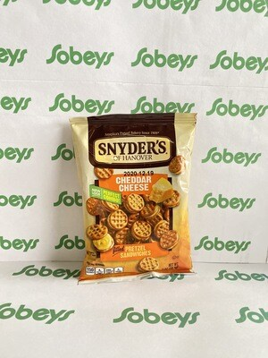 SNYDER'S CHEDDAR CHEESE 28.4g